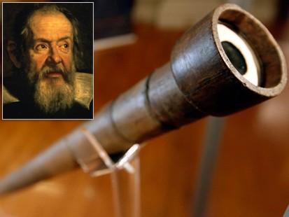 Een dubbel proces van Galileo