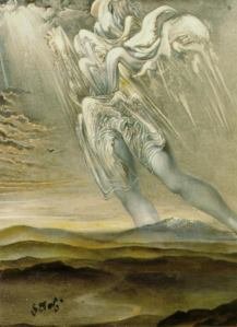 Surrealist Angel Dali